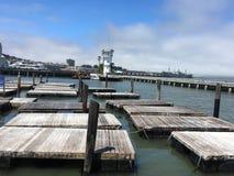 Embarcadero 39 San Francisco Foto de archivo