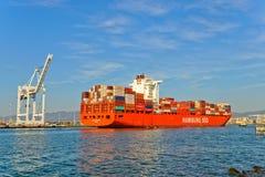 Embarcadouro de Santa Barbara em Oakland Imagens de Stock