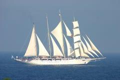 Embarcação de navigação Fotografia de Stock Royalty Free