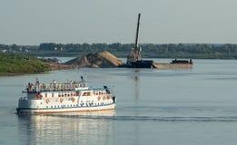 Embarcation de plaisance Image stock