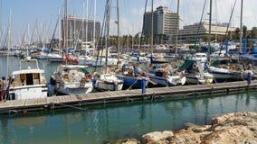 Embarcation de plaisance Bateau à voiles Photographie stock libre de droits