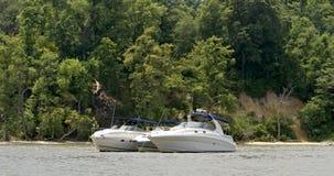 Embarcations de plaisance Photographie stock libre de droits