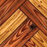 embarque la vieille texture en bois Images libres de droits