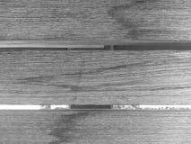embarque noir et blanc Photographie stock