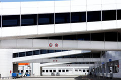 Embarquement d'aéroport Images stock