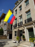 Embassy of Colombia in Washington DC Royalty Free Stock Photo