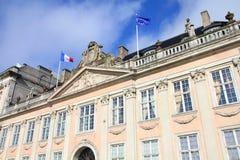 Embassy in Copenhagen Stock Images