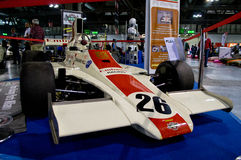 Embassy Hill Lola T370 Milano Autoclassica 2014 Royalty Free Stock Image
