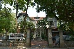 Embassy of Italy in Hanoi , Vietnam Royalty Free Stock Photo