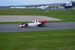 Embassy Racing Shadow F1 Grand Prix car. Stock Photos