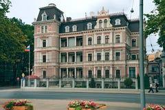 Embassy of the Russian Federation. Riga, Latvia Royalty Free Stock Photos