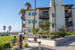 Embassy Suites曼德勒海滩旅馆&手段 免版税库存图片