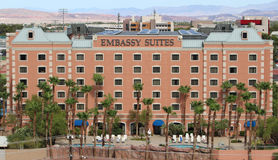 Embassy suites hotel Royalty Free Stock Photo