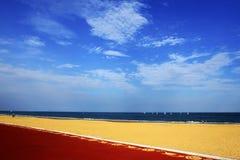 Embeleze o litoral Imagem de Stock Royalty Free