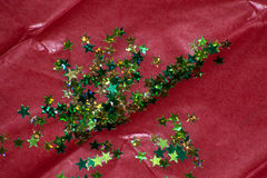 Embellishments Stars Royalty Free Stock Photography