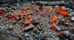 embers Изображение природы для предпосылки стоковые фотографии rf