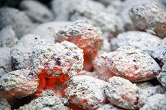 Embers Royalty Free Stock Image