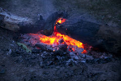 Embers Royalty Free Stock Photography