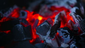 Embers Stock Photo