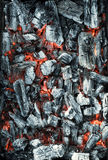 Embers. Royalty Free Stock Images