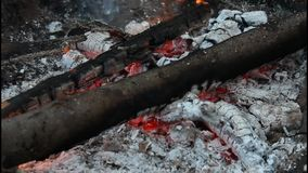 Embers Stock Photos