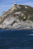 Embiezeiland dichtbij Marseille Stock Afbeeldingen