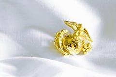Emblème de Corp. marine Images stock