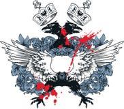 Emblème de cru Photo stock