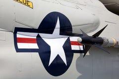 Emblème de la marine des USA Image libre de droits