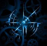 Emblème de mécanicien   Photo stock