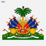 Emblème national ou symbole illustration libre de droits