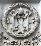 emblème vatican photos stock