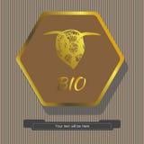 Embleem 10 Royalty-vrije Stock Afbeelding