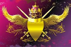 Embleem royalty-vrije illustratie