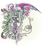 emblem вектор Стоковые Фото