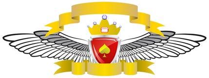Emblem. Royalty Free Stock Images