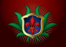 emblem stock illustrationer