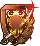 Emblem Royaltyfria Foton