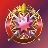 Emblem Arkivfoton