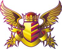 Emblem Royalty Free Stock Photo