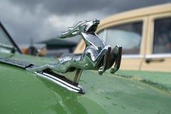 Emblem av den retro bilen arkivfoton