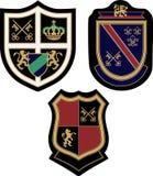 Emblem badge design Stock Photography