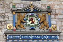 Emblem of Braunschweig Stock Photo
