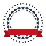 Emblem or crest icon image Stock Photography