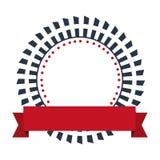 Emblem or crest icon image Stock Image