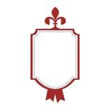 Emblem or crest icon image Royalty Free Stock Photos
