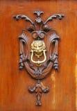 Emblem on door I Stock Photos