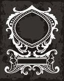 Emblem element Royalty Free Stock Photography