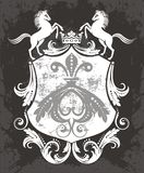Emblem element Stock Image
