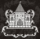 Emblem element royalty free illustration